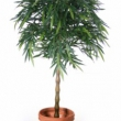 Bamboo Tree Artificial with Natural Trunk 8