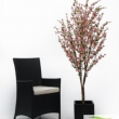 Pink Cherry Tree Artificial with Natural Trunk 41