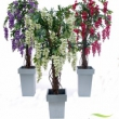 Wisteria Tree Artificial with Natural Trunk 42