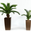 Cycas Palm  80cm &  60cm  Tree Artificial