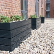 External Planters Modular Trough 8