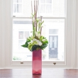 Anthurium flower vase