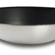 Bowl Flat Aluminium 34