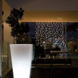 Tall Vase Planter with Led Lights 4