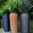 Natural Planters Tall 1